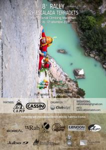 8è Rally 12h Escalada Terradets/International Climbing Marathon
